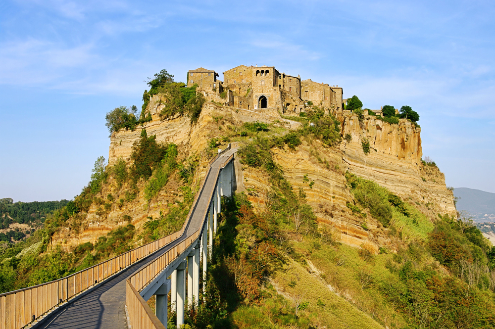 Orvieto & Bagnoregio Tours | Italy Day Tour | Italy in Limo